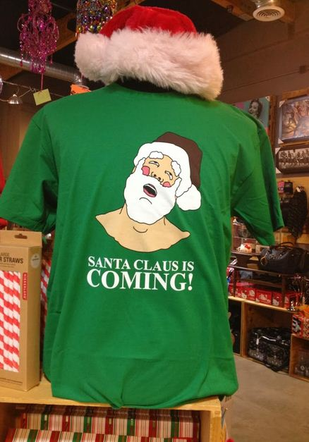 Santa-is-comming