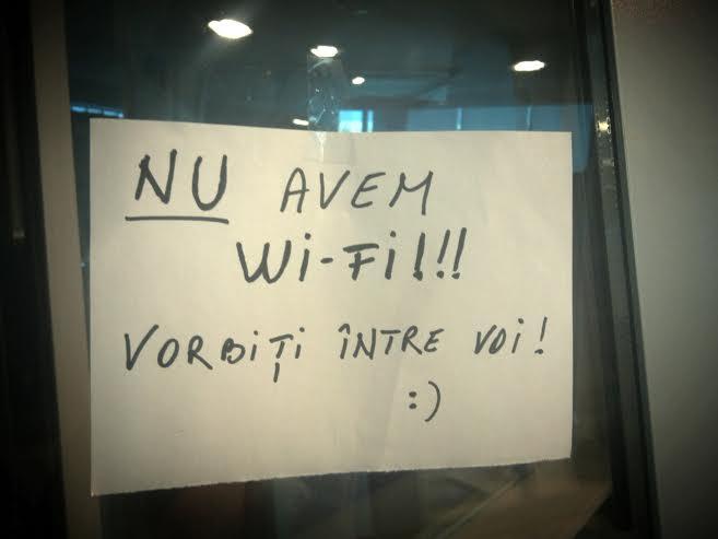 Ce atata wi-fi?