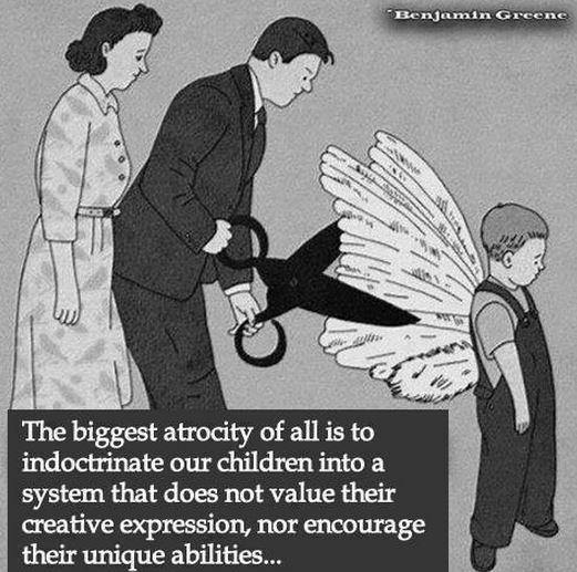 visele copiilor
