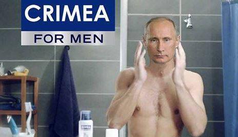 crimea for men